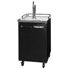 Single Full Size Keg Kegerators
