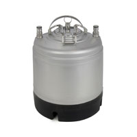 1.75 Gallon Ball Lock Keg