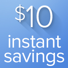 Chugger Pumps $10 Instant Savings