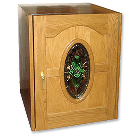 Photo of Vinotemp 114 Napoleon 80-Bottle Wine Cabinet