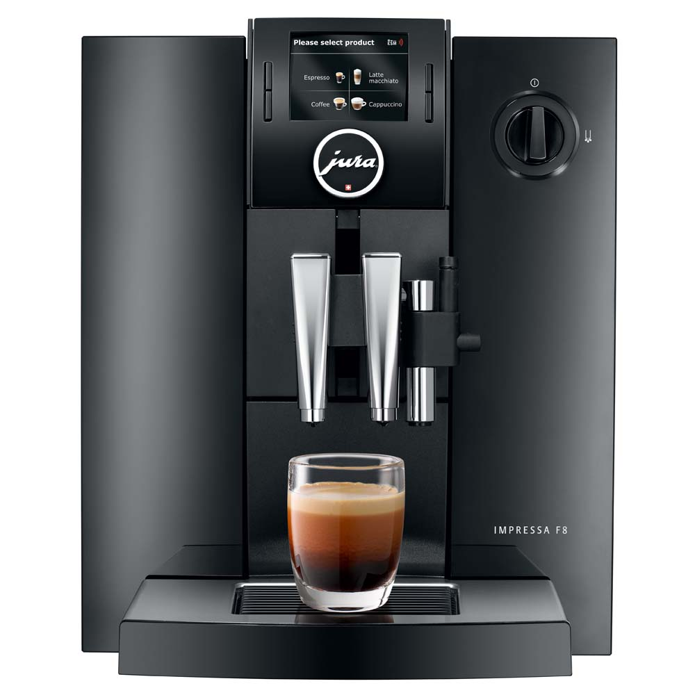 jura 15025 impressa f8 automatic coffee center. Black Bedroom Furniture Sets. Home Design Ideas