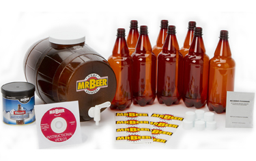 Photo of Mr. Beer Premium Edition Beer Kit