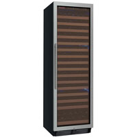 FlexCount Classic Series 174 Bottle Single Zone Wine Refrigerator - Right Hinge