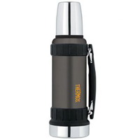 1.2-L Work Series Vacuum Insulated Beverage Bottle - Gun Metal