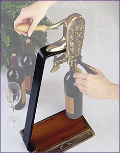 Photo of Le Grape Table Stand for Uncorking Machine