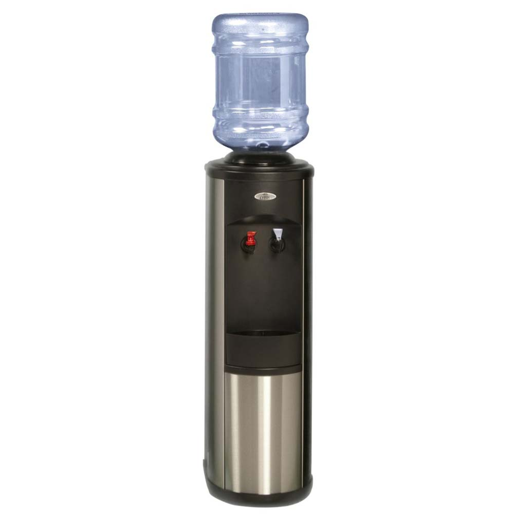 Hot And Cold Water Cooler Dispenser Oasis Btsa1shs Stainless Steel Hot N Cold Water Cooler W Wtg