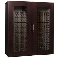 5200 Series 622 Bottle Wine Cellar - Chocolate Cherry Finish