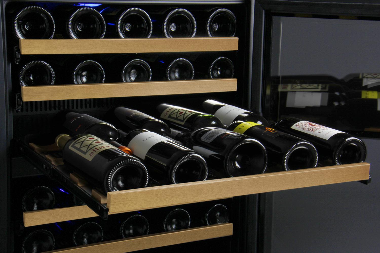 Allavino Wine Coolers Dual Zone 2x Vswr56 1bwt Flexcount