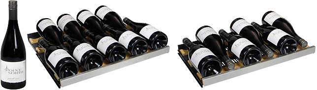 Pinot bottle configuration