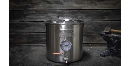 Home Brew Configuration.