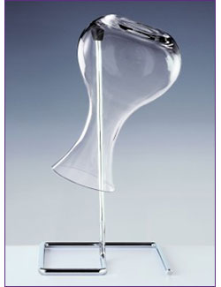 Photo of Wine Decanter Drying Stem