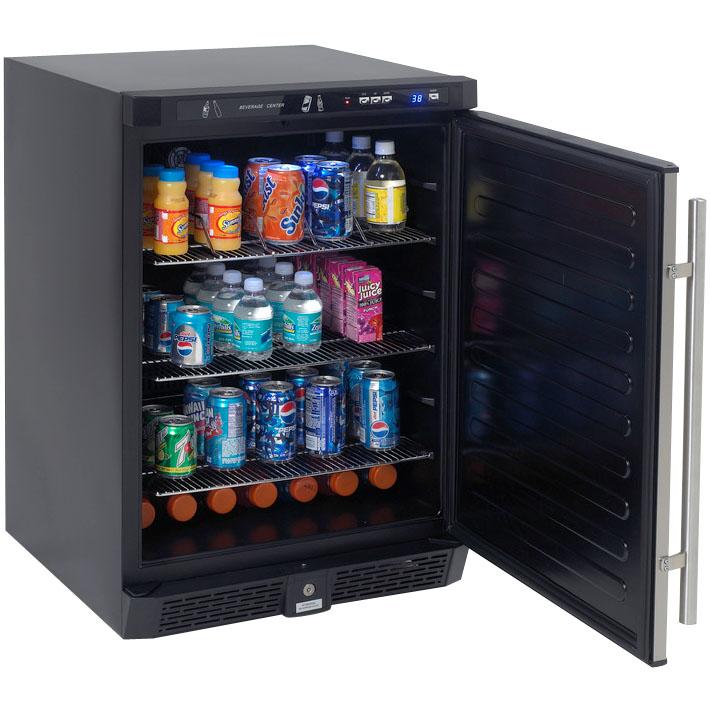 Avanti Ar5102ss Built In Beverage Cooler All Refrigerator