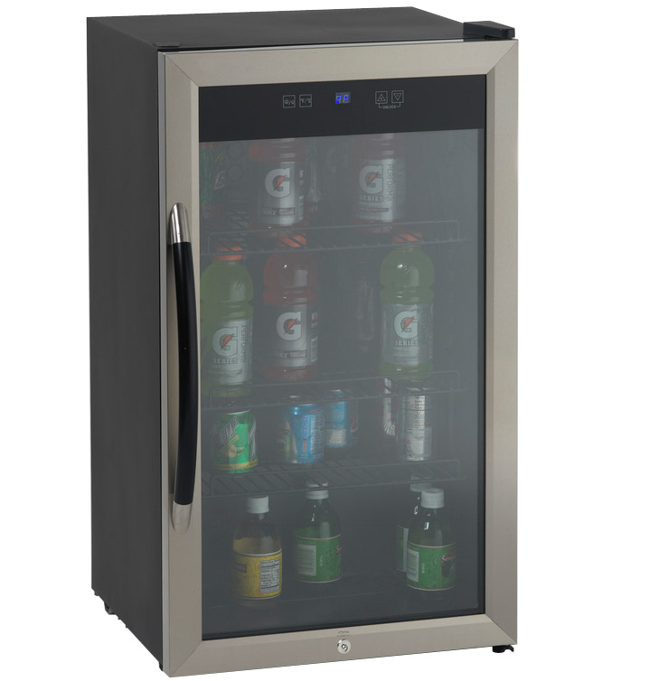 Avanti bca306ss is 30 cf beverage center with stainless steel glass avanti bca306ss beverage center planetlyrics Image collections