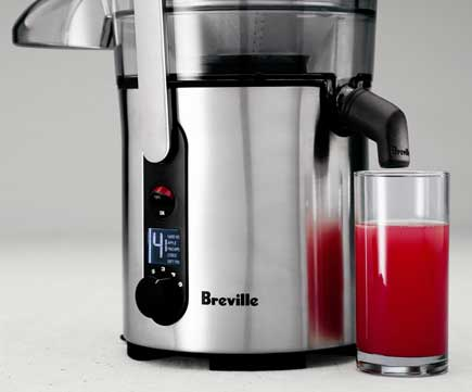 breville bje510xl juice fountain - Breville Juicer