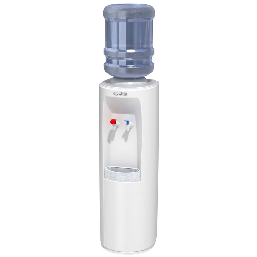 hot u0027n cold water cooler white wss reservoir