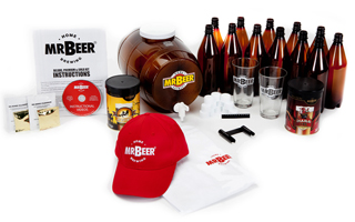Photo of Mr. Beer Brewmaster's Select Beer Kit
