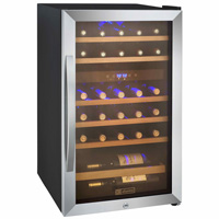 Cascina Series 29 Bottle Dual Zone Wine Refrigerator