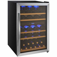 Cascina Series 44 Bottle Dual Zone Wine Refrigerator
