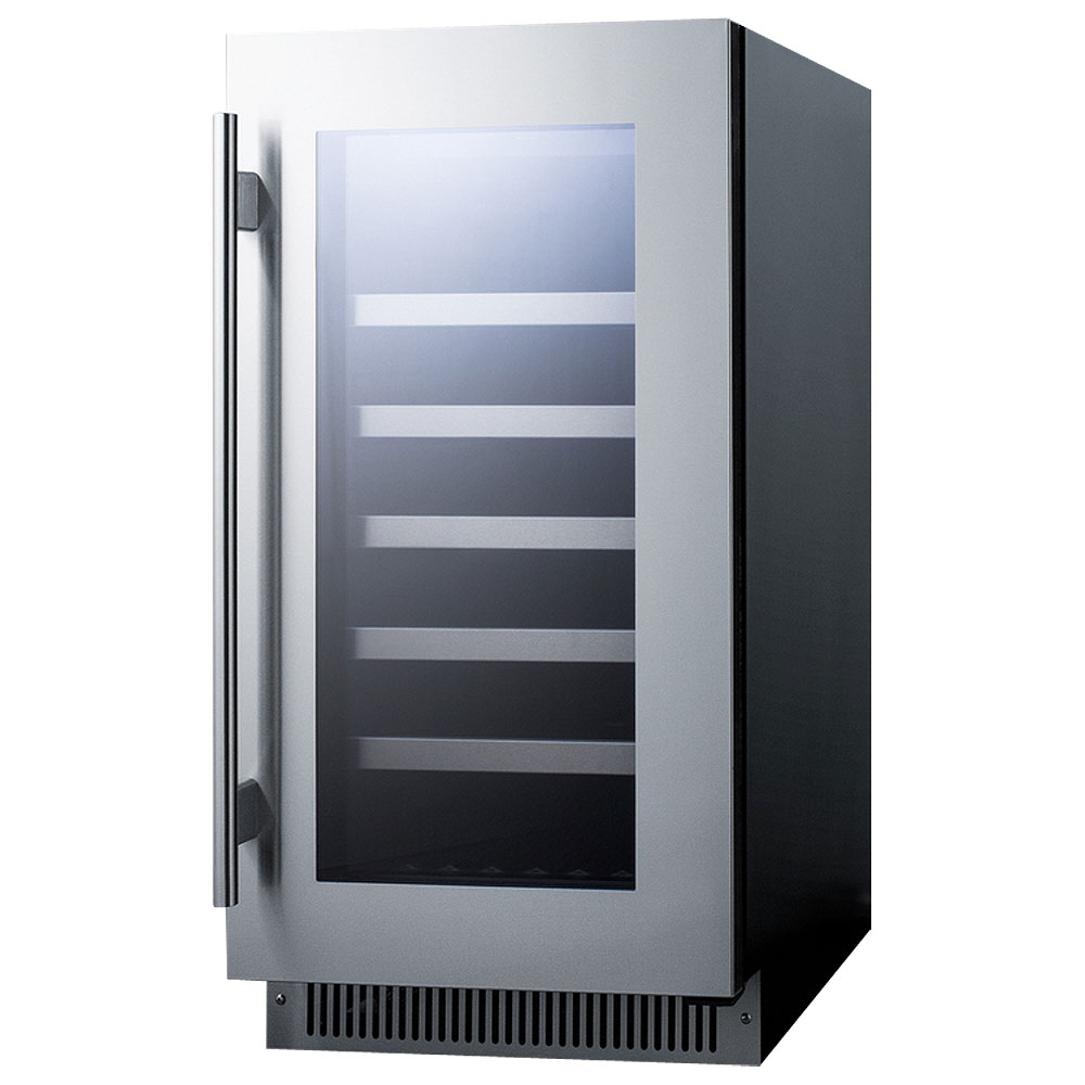 summit cl18wc wine cooler - Built In Wine Fridge