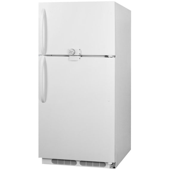 Summit CTR15LLF2 14.8 Cu. Ft. Frost Free Refrigerator Freezer ...