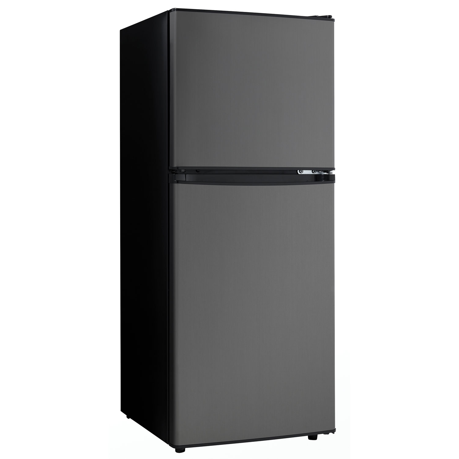Danby DCR047A1BBSL 4.7 Cubic Foot Dual Door Refrigerator and ...
