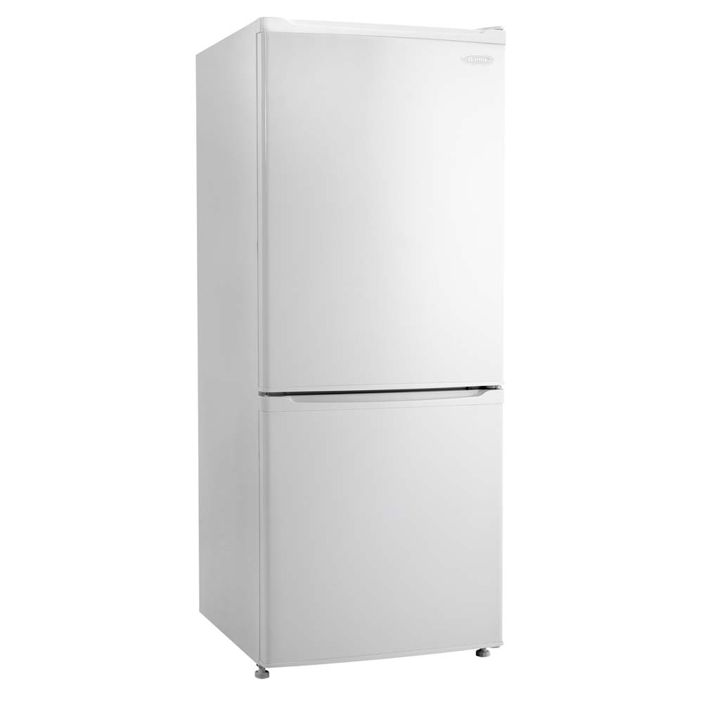 Danby DFF092C1WDB 9.2 Cu Ft Frost Free Refrigerator with Bottom ...