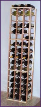 Photo of Designer Series 48 Bottle Magnum Wine Racks