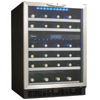 Silhouette Stilton 51-Bottle Built-in Wine Cooler