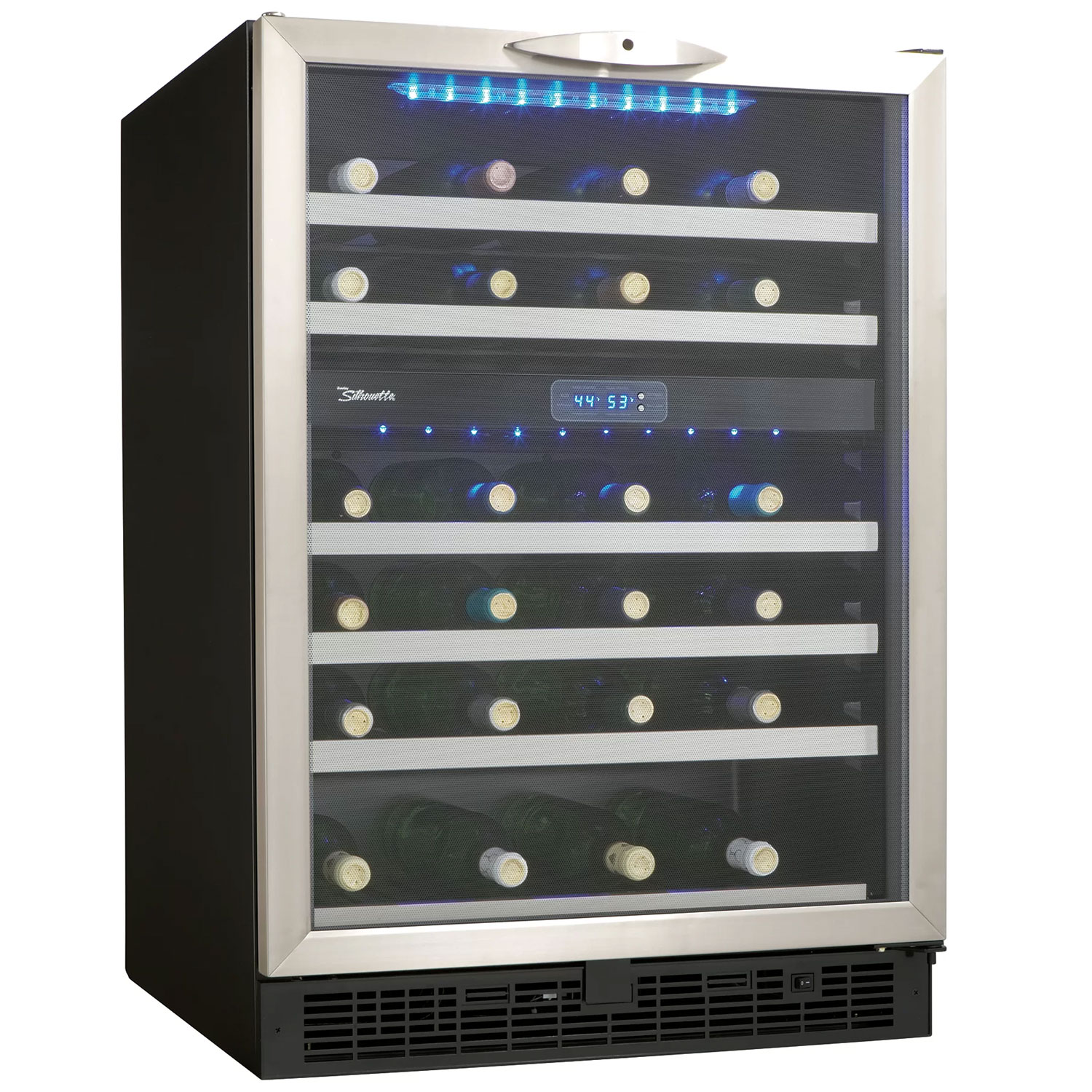 danby dwc518bls wine cooler - Built In Wine Cooler