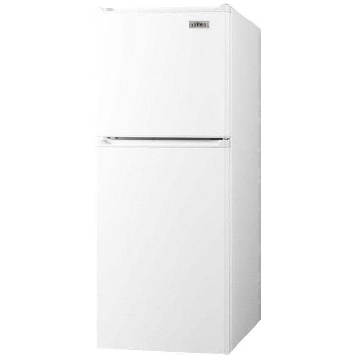 Summit FF71 Frost Free Slim Line Refrigerator & Freezer ...