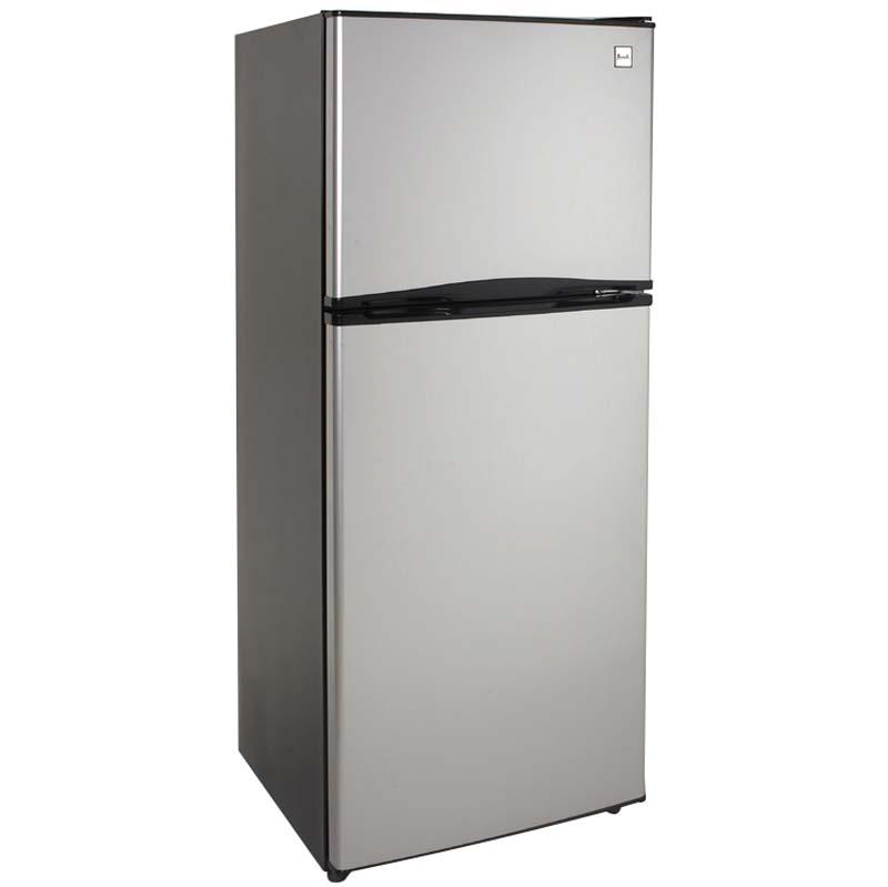Avanti 9.9 Cu. Ft. Frost Free Two Door Apartment Refrigerator ...