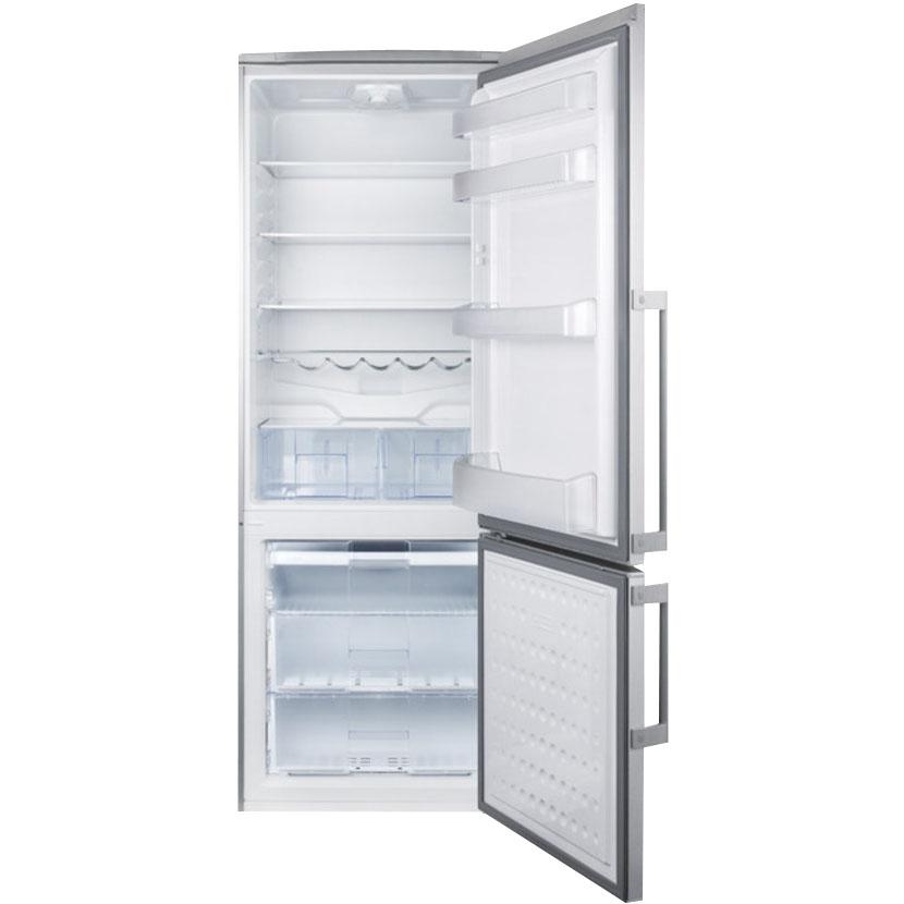 Summit FFBF285SSX 14 cf Frost Free Refrigerator w/ Bottom Freezer ...