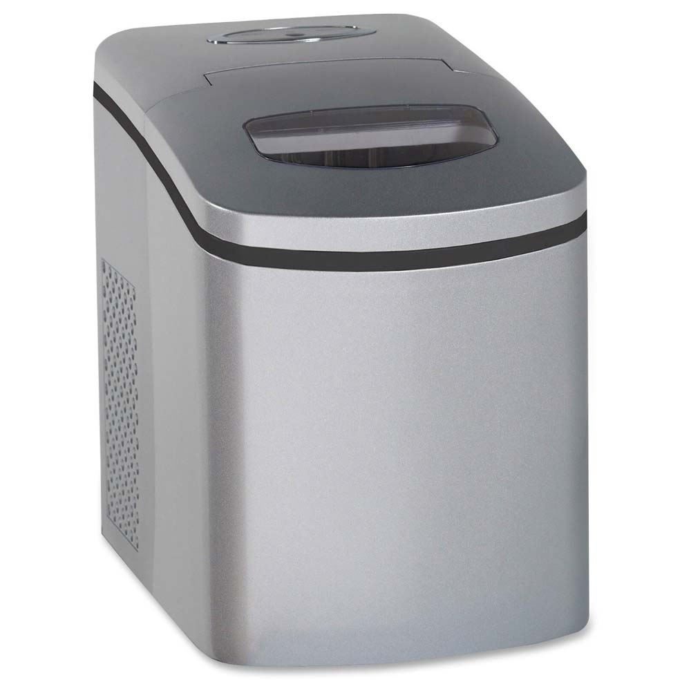 Avanti IM12C-IS Portable Countertop Ice Maker - Stainless Steel ...