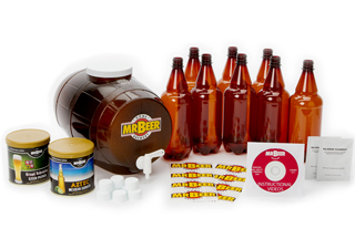 Photo of Mr. Beer Premium Gold Beer Kit