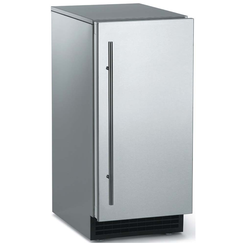 Beautiful Ice Maker 30 Lbs. Drain Pump   Stainless Steel Cabinet And Unfinished Door