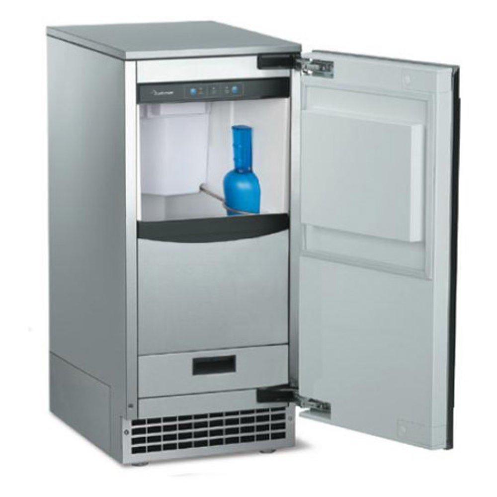 Pebble Ice Machine Scotsman Scn60pa 1su Nugget Ice Maker 80 Lbs Drain Pump
