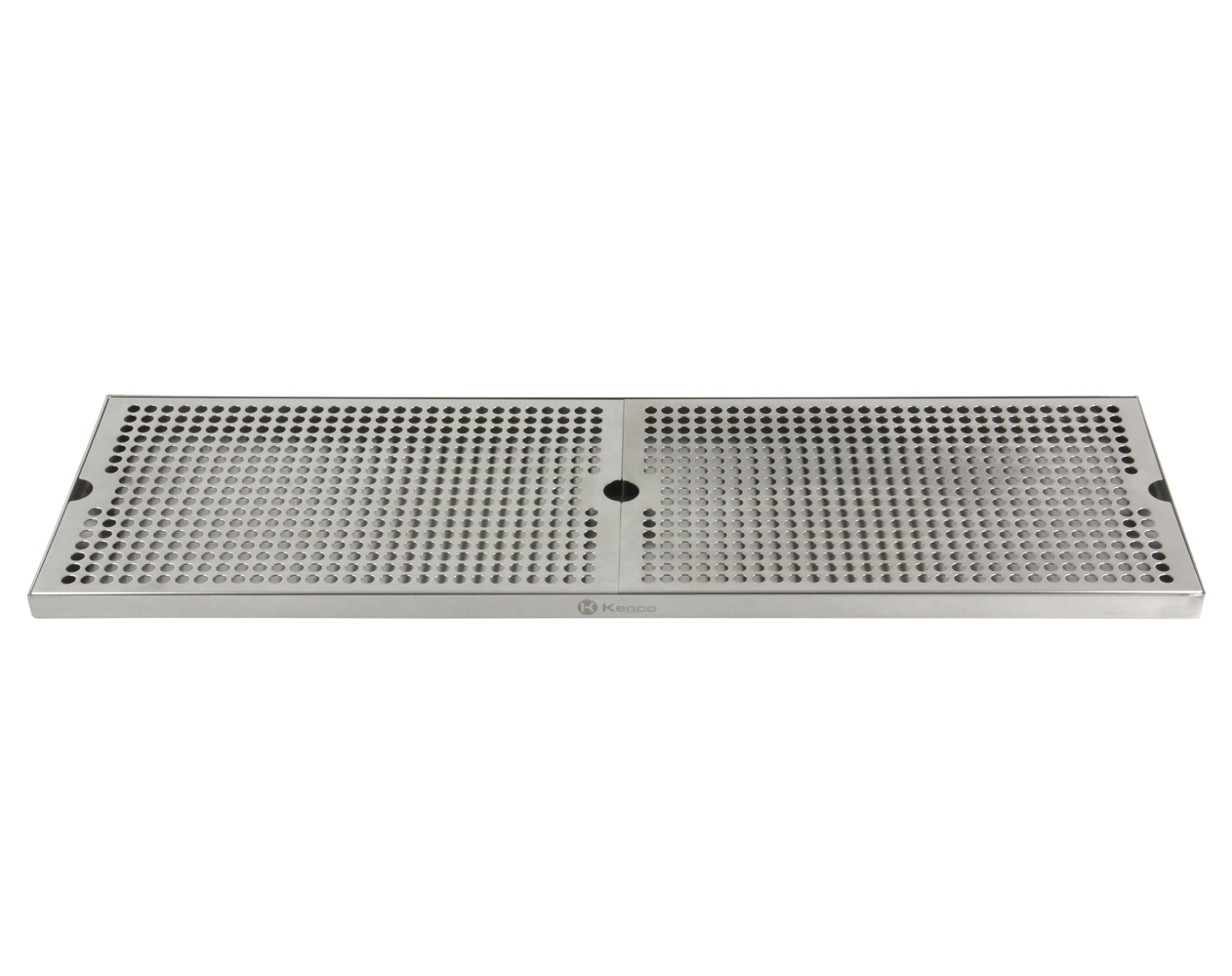 Kegco 24 x 9 Surface Mount beer Drip Tray with Drain SESM 249D FAST SHIPPING