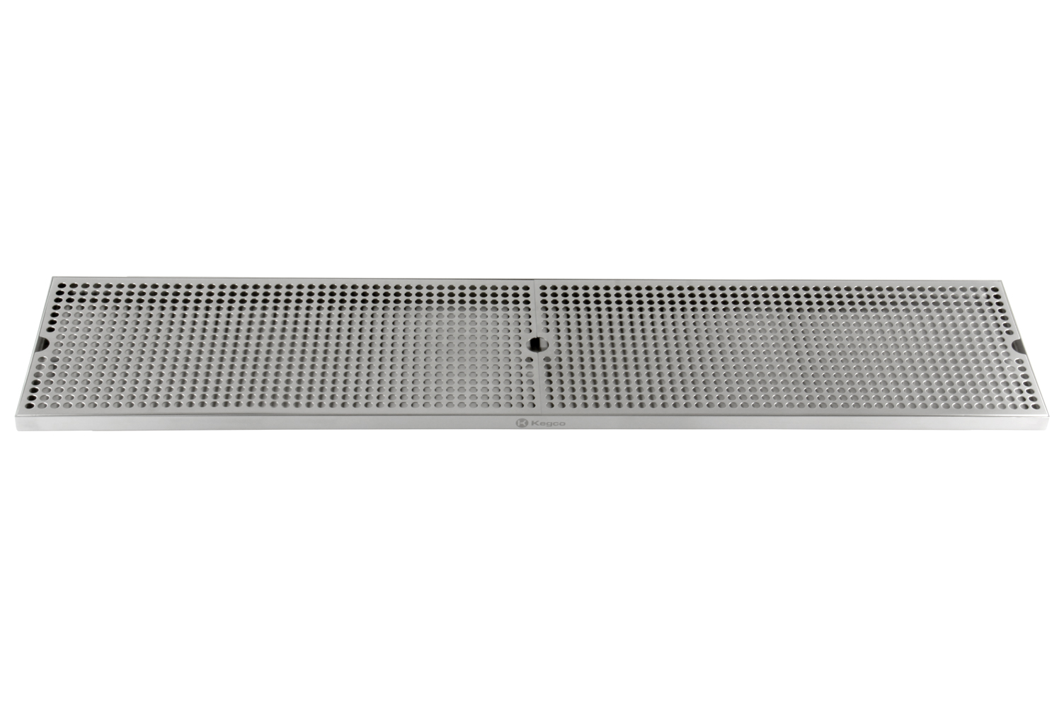 Kegco Sesm 489d 48 Quot X 9 Quot Surface Mount Drip Tray With