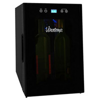 8-Bottle Thermoelectric Wine Cooler