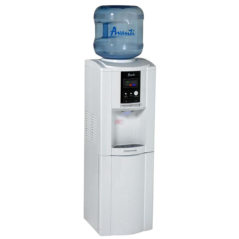 Refrigerated Water Dispenser Avanti Wdp75 Hot Cold Water Dispenser With Night Light