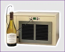 Photo of Breezaire WKCE Series Wine Cooling Unit