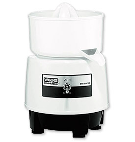 Photo of Waring BJ120C Compact Citrus Bar Juicer