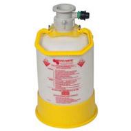 Complete 5 liter Pressurized Keg Beer Cleaning Bottle & Tube Kit