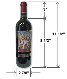 Bottle Dimensions