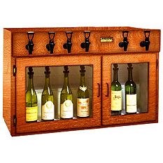 WineKeeper 4-18 Bottle Compact Wine Coolers