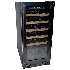 Haier 19-33 Bottle Mid-Size Wine Coolers