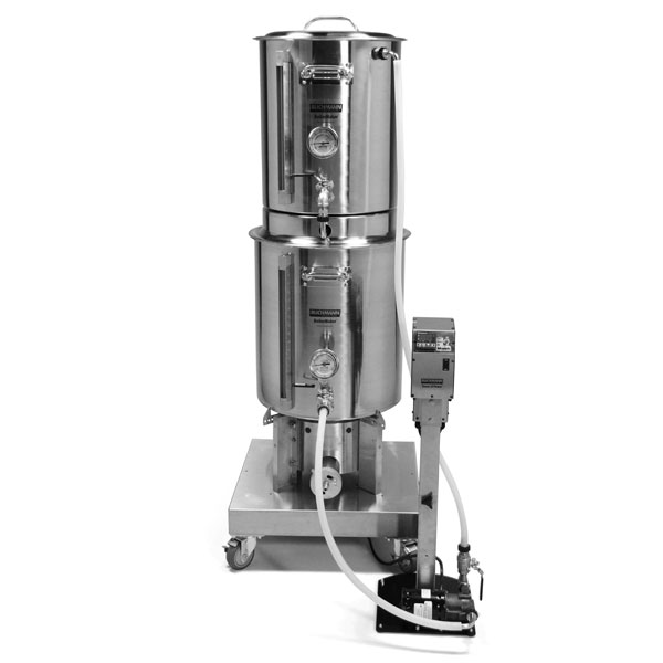 Blichmann 5 Gallon G2 Breweasy Gas Turnkey Lte Kit