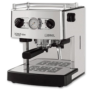 Photo of Briel Domus Due Semi-Automatic Espresso Maker