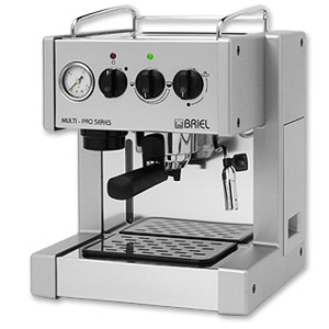 Photo of Briel Multi-Pro Prestige Semi-Automatic Espresso Maker