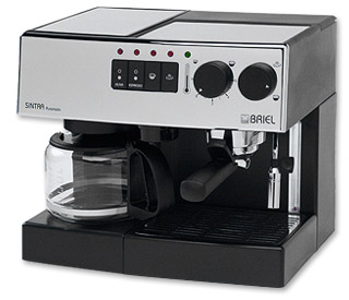 Photo of Briel Sintra Espresso Machine & Drip Coffee Maker